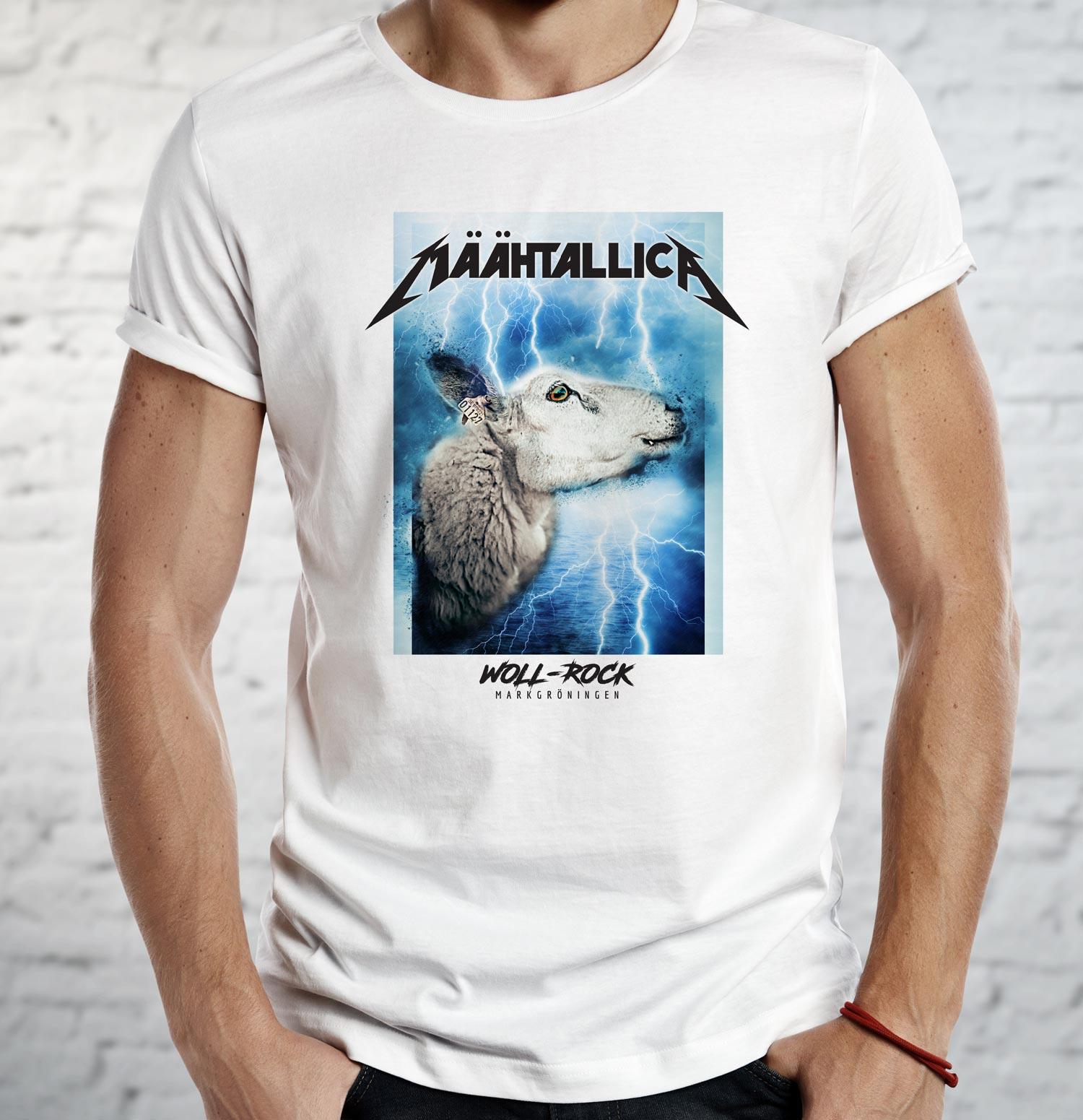 Schäferlauf Markgröningen Shirt Mähtallica
