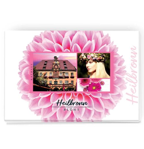 Heilbronn Postkarte
