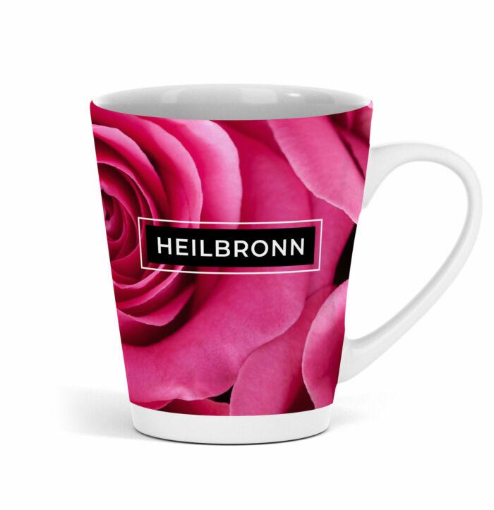 Schönes Souvenir oder als Geschenk aus Heilbronn. Die Heilbronn Tasse.
