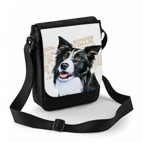 Hundetasche Border Collie, Gassitasche