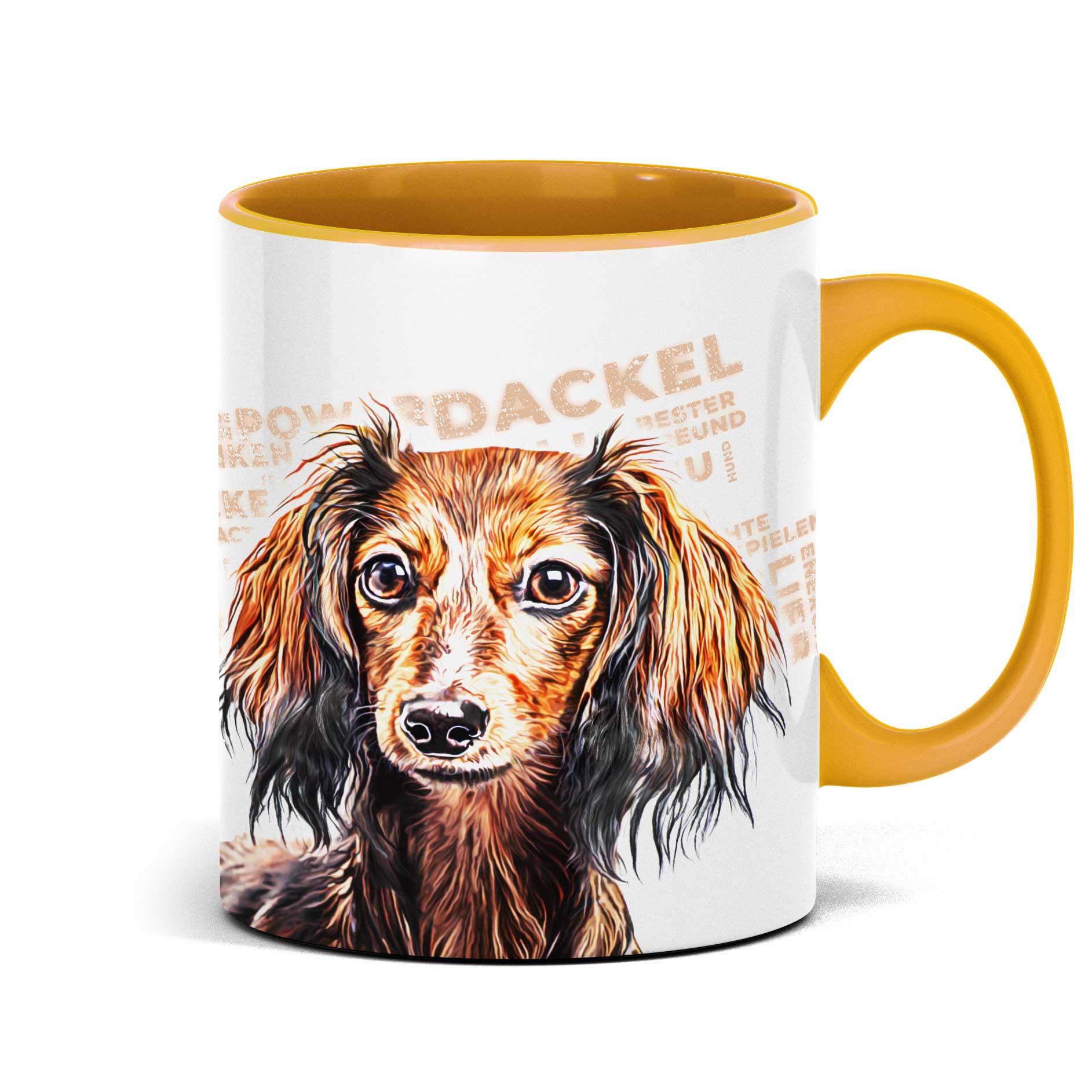 Dackel Tasse für alle Hundeliebhaber