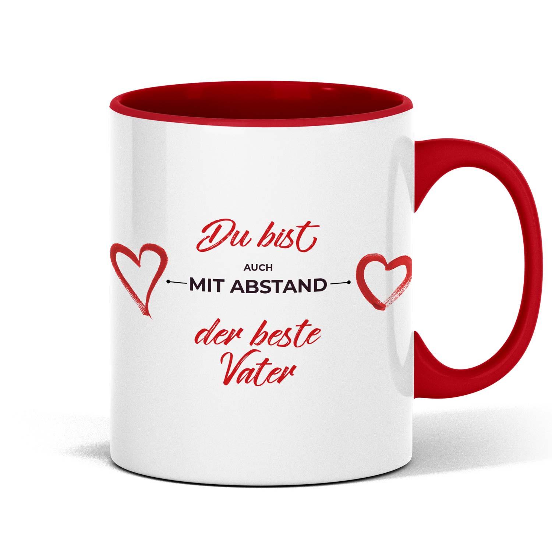 Tasse um schöne Weihnachtsgrüße zu senden. Einfach ein schönes Weihnachtsgeschenk.